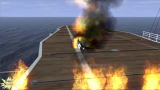 getlinkyoutube.com-IL-2 1946 - Crashes and Mistakes a GO-GO