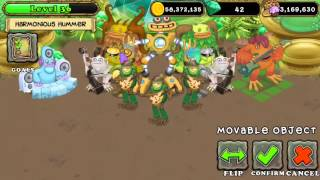 getlinkyoutube.com-[My Singing Monsters] My gold island build