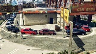 getlinkyoutube.com-Grand Theft Auto V Online (XB1) | Show N' Shine Meet | Turbo Stratum, Car Wash, Drag Racing & More