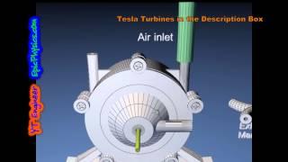 getlinkyoutube.com-Nikola Tesla's Turbine