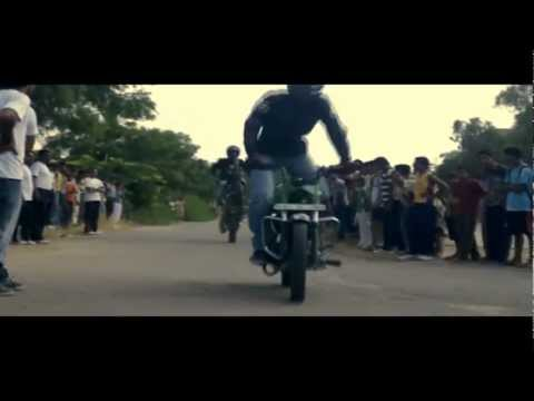 Rj19 SNIPERs Freestyle Bike STuNt ShoW HD (India)
