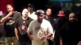 N.O.R.E et Dj Khaled sur le tournage de SuperThug