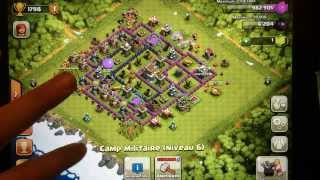 getlinkyoutube.com-Clash Of Clans / Comment bien attaquer ?