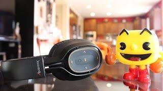 getlinkyoutube.com-Review of the Alpatronix HX101 Bluetooth Stereo Headphones!