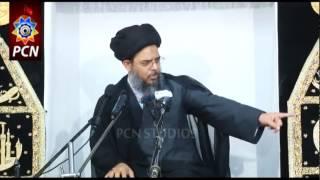 getlinkyoutube.com-4th muharram 1436 - 2014 - mulk e khuda or imam hussain a.s - allama aqeel ul gharavi - urdu