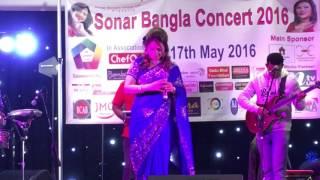 getlinkyoutube.com-AKHI ALAMGIR/SONAR BANGLA CONCERT OLDHAM 2016 LIVE(1)