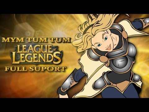 LEAGUE OF LEGENGS  CON EL WERO ALKA Y AMIGOS || FULL SUPPORT