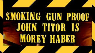 getlinkyoutube.com-Smoking Gun Proof John Titor Is Morey Haber (John Titor Hoax Exposed) Hoax Hunter with John Razimus
