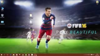 حصري : تحميل لعبة FIFA 16 النسخة الكاملة المفعلة بكل المزايا بتاريخ غشت 2016 مع شرح تثبيتها