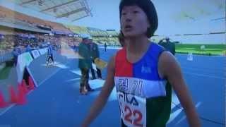 getlinkyoutube.com-2012/10/15/ 4456./ 400m계주 여자 고등부 - 결승 - 경기도 우승
