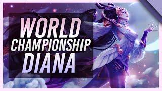 Voyboy: WORLD CHAMPIONSHIP 黛安娜