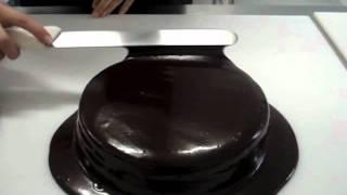 getlinkyoutube.com-Making Of - Torta Sacher - Steffi Confeitaria