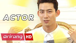 getlinkyoutube.com-Showbiz Korea _ 2PM Taec-yeon(택연) _ Interview _ Part 1