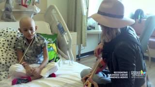 "getlinkyoutube.com-Cancer Patient Jeremiah Sings ""Fight Song"" Duet with Rachel Platten - Full Version"