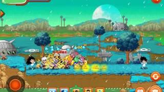 getlinkyoutube.com-Infamous Clan summons Porunga in Dragon Ball Online
