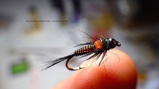 getlinkyoutube.com-Tying the Edge Bright Weighted Nymph by Davie McPhail