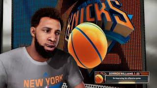 getlinkyoutube.com-NBA 2K16 (PS4) - Knicks vs Heat Gameplay