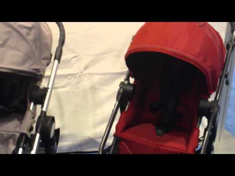 Baby Jogger City Select and City Versa 2013 Comparison