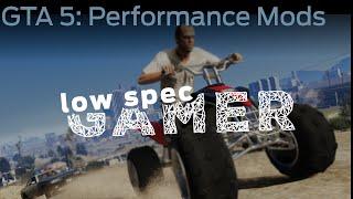 getlinkyoutube.com-LowSpecGamer: super low end Grand Theft Auto 5 mods!