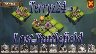 getlinkyoutube.com-Castle Clash Lost Battlefield Gameplay New Update