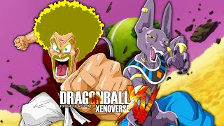 getlinkyoutube.com-SSJ Hercule VS Beerus | Dragon Ball Xenoverse MODS (Duels)