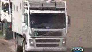 getlinkyoutube.com-UNICAT - promo video of OFF ROAD trucks