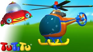 getlinkyoutube.com-TuTiTu Toys   Helicopter