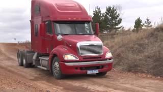 getlinkyoutube.com-Тест-драйв Freightliner