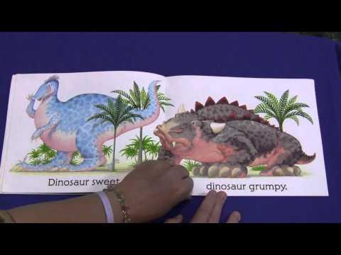 Dinosaur Roar! -4gJeRspoxPE