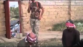 getlinkyoutube.com-اسرى المجاهدين في الدولة الاسلامية بيد الحشد الشعبي العراق