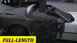 "getlinkyoutube.com-""Stone Cold"" pours cement into Mr. McMahon's corvette"