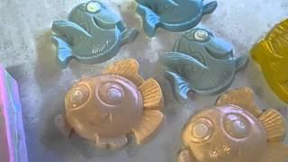 getlinkyoutube.com-HOMEMADE SOAP STAMP!
