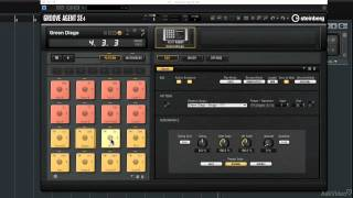 getlinkyoutube.com-Cubase 8 102: SongwritersMusicians Toolbox - 9. Groove Agent SE Drum Patterns