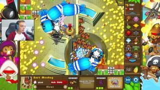 getlinkyoutube.com-CASH MONEY!  | Bloons TD5 | Norsk Gaming