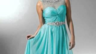 getlinkyoutube.com-Los Vestidos de Noche Mas Hermosos 2014