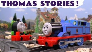 getlinkyoutube.com-Thomas and Friends Toy Trains Stories of Accidents Disney Cars Toys McQueen compilation ToyTrains4u