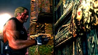 getlinkyoutube.com-Resident Evil 4 HD Edition Mod Krauser Historia Walkthrough 5