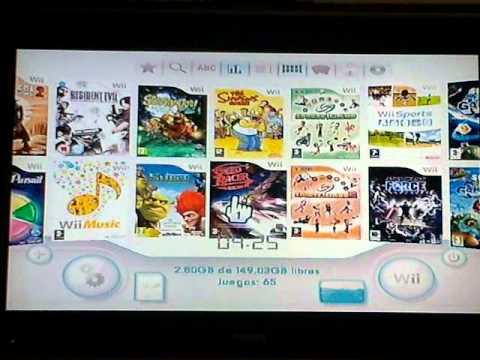 Wii Pirateada Para Juegos Piratas y Disco Duro