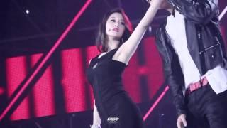 140622 - Trouble Maker - Jiyeon (T-ARA) ft Jeong Wook SBS The Show