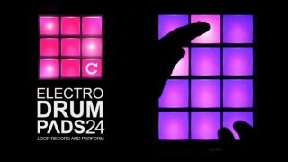 getlinkyoutube.com-Electro Drum Pads 24 Android & iOS