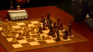 getlinkyoutube.com-Magnus Carlsen vs Teimour Radjabov, World Blitz Chess Championship, Moscow, 18 Nov 2010