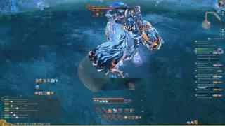 getlinkyoutube.com-[Blade & Soul EU] Yeti solo 'Angling for a Challenge' Achivement 660ap