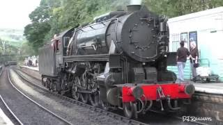 getlinkyoutube.com-North Yorkshire Moors Railway 17/9/16