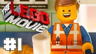 getlinkyoutube.com-THE LEGO MOVIE VIDEOGAME - LEGO BRICK ADVENTURES - Part 1- Awesome! (HD Gameplay Walkthrough)