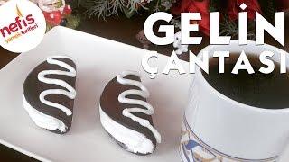 getlinkyoutube.com-Gelin Çantası Tatlısı - Gelin Çantası Pastası Nasıl Yapılır?