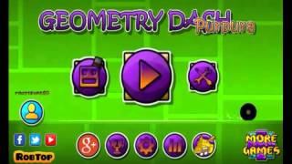 getlinkyoutube.com-Texture Pack Purpura By Jeyzor [Adaptada Por mi]   Geometry Dash 2.01 Android & Steam