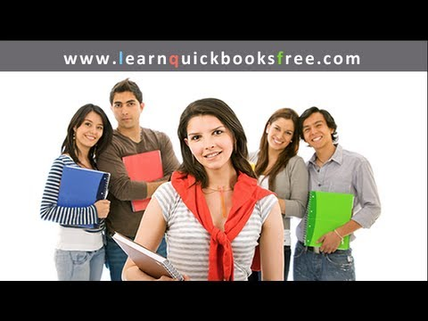 Quickbooks Tutorial - Lesson C Part 2 - Accounts Receivables