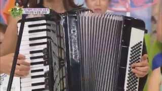 getlinkyoutube.com-아코디언 연주로 눈물바다를 만든 탈북미녀 김미경의 무대!_채널A_이만갑 91회