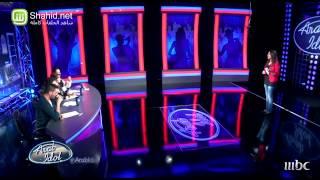 getlinkyoutube.com-Arab Idol - تجارب الاداء - هايدى موسى