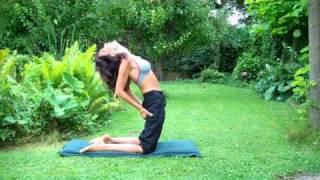 5 tibetaanse riten   korte uitleg van deze vijf yoga oefeningen - Nederlands - Maryse Moerel